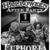 Helloween After Party. Freak Show «EUPHORIA»