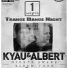 Trance Dance Night. Kyau&Albert