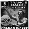 Trance Dance Night, Dj Damian Wasse